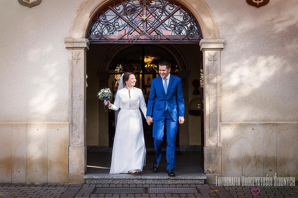 Fotografia ślubna - reportaż ślubny - Wrocław