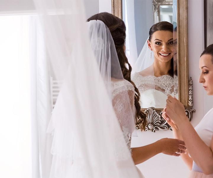 Reportaż ślubny Ewy i Bartka: Wojcieszyce i Dwór Korona Karkonoszy