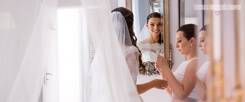 Zdjęcia ślubne Jelenia Góra. Zapraszam do obejrzenia zdjęć ślubnych Ewy i Bartka z Dworu Korona Karkonoszy.
