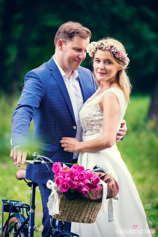 Bukowiec - plener ślubny Jelenia Góra