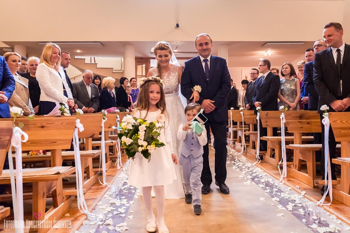 Zdjęcia ślubne Dwór Korona Karkonoszy