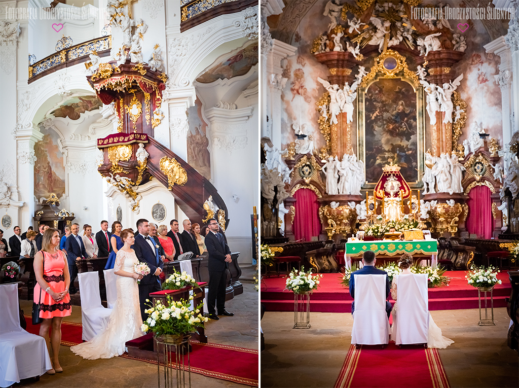 Artystyczna fotografia ślubna Krzeszów, Lubawka, Jelenia Góra
