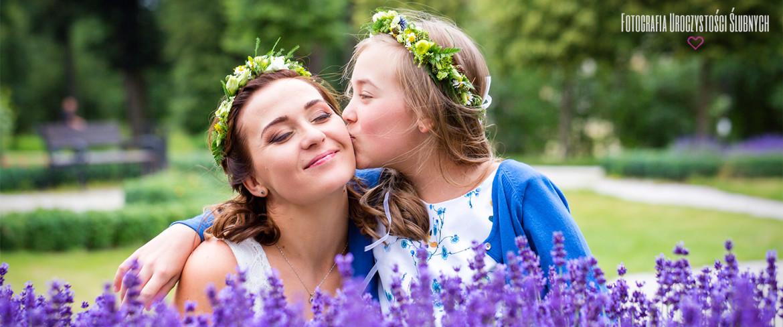 plener ślubny w Wojanowie