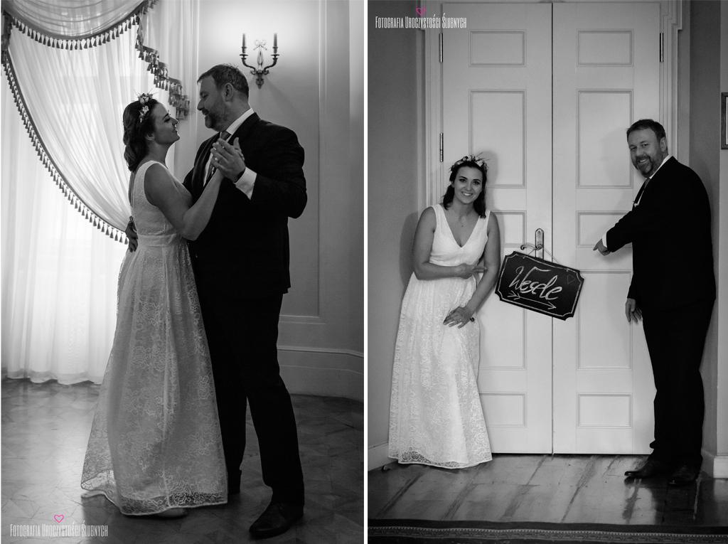 Artystyczna fotografia ślubna Jelenia Góra