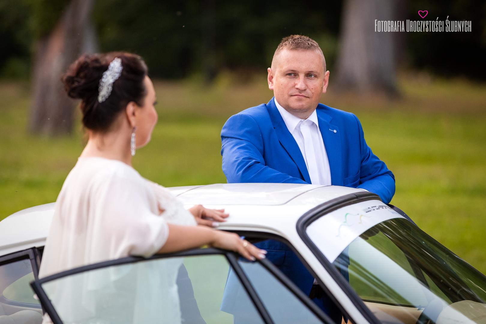 Fotografia ślubna, reportaże i ślubny plener na Zamku Kliczków za Bolesławcem.