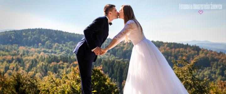 Aldona i Dymitr - reportaż ślubny Lubawka