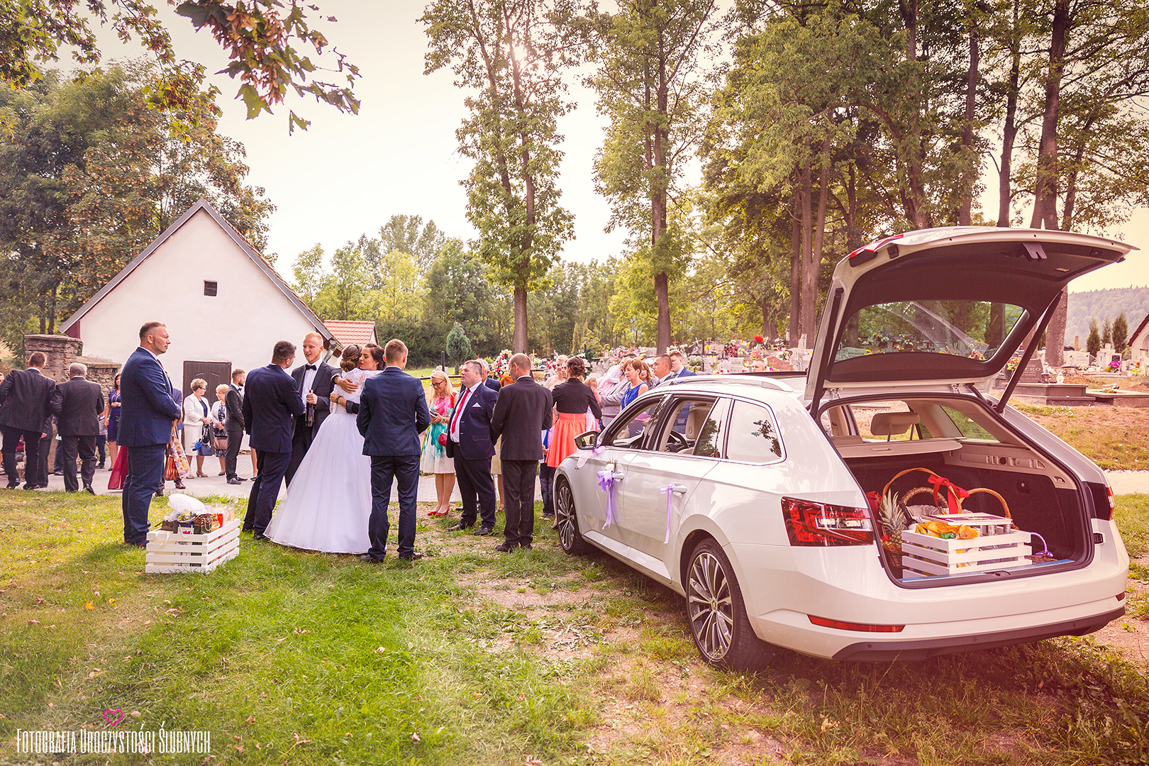 Ślubne zdjęcia A&D z Lubawki. Sesje ślubne, reportaże, fotogalerie z uroczystości. Artystyczne zdjęcia ślubne Jelenia Góra.