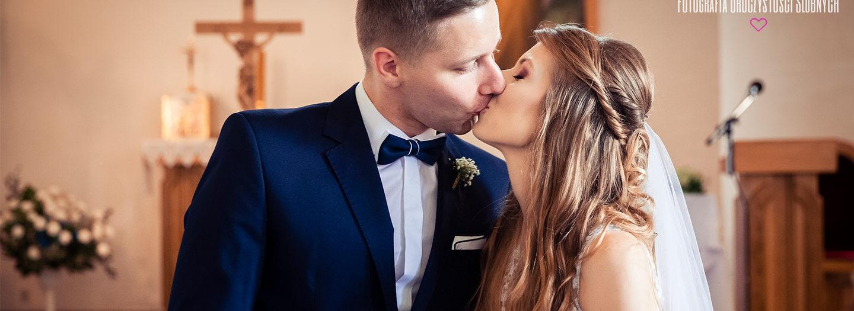Paulina i Mateusz - ślub w Oławie