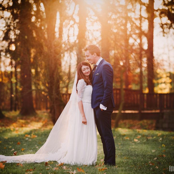 Roksana i Marcin- plener ślubny