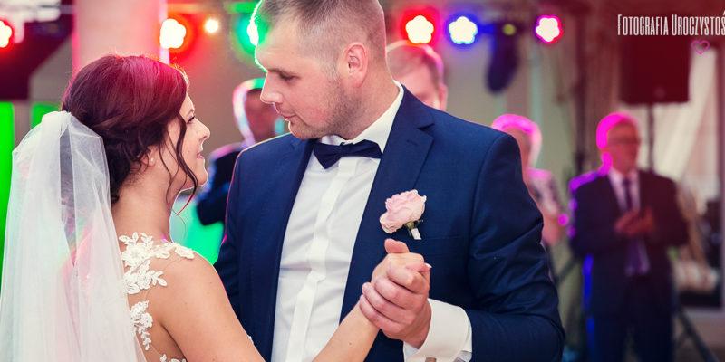 Gosia i Kuba - fotografia ślubna Boguszów-Gorce