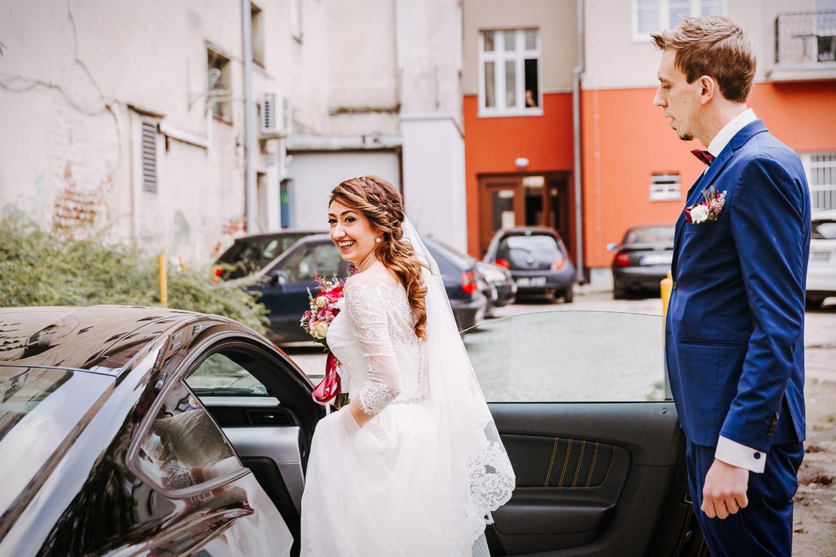 Zapraszam do obejrzenia zdjęć ślubnych Roksany i Marcina, które wykonałam podczas reportażu ślubnego we Wrocławiu. reportaż ślubny z Wrocławia