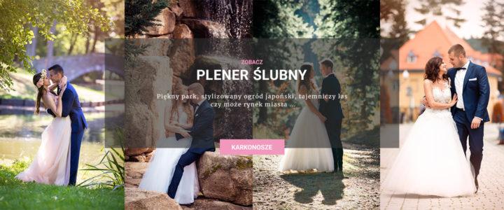 Plener ślubny w Karkonoszach - co wybrać?