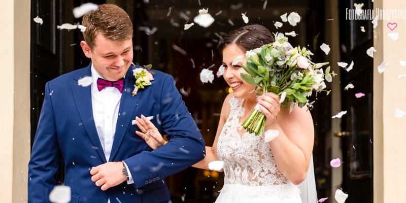 Fotografia ślubna dla Moniki i Bartka