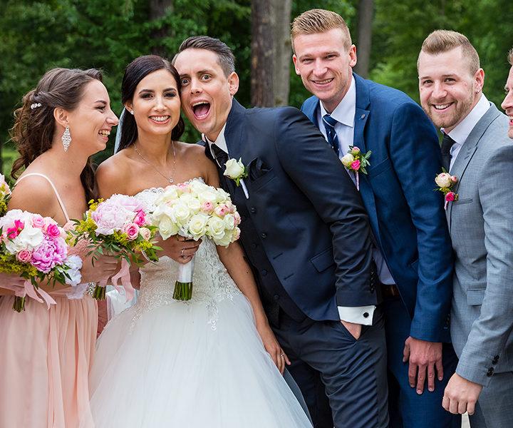 Jenifer and Marc - wedding photography