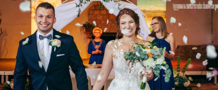 Plener i reportaż ślubny Jelenia Góra