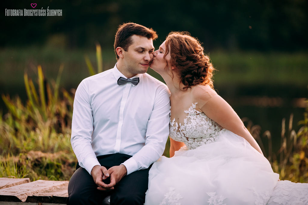 Niezapomniane momenty na profesjonalnej fotografii ślubnej - zdjęcia ślubne Wrocław