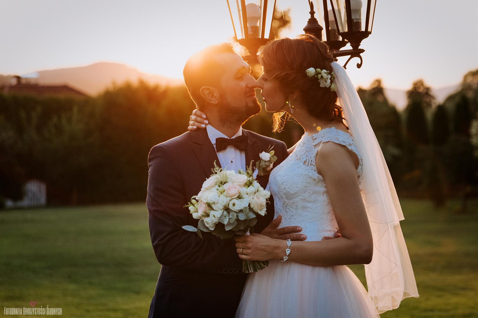fotografia ślubna Dwór Korona Karkonoszy