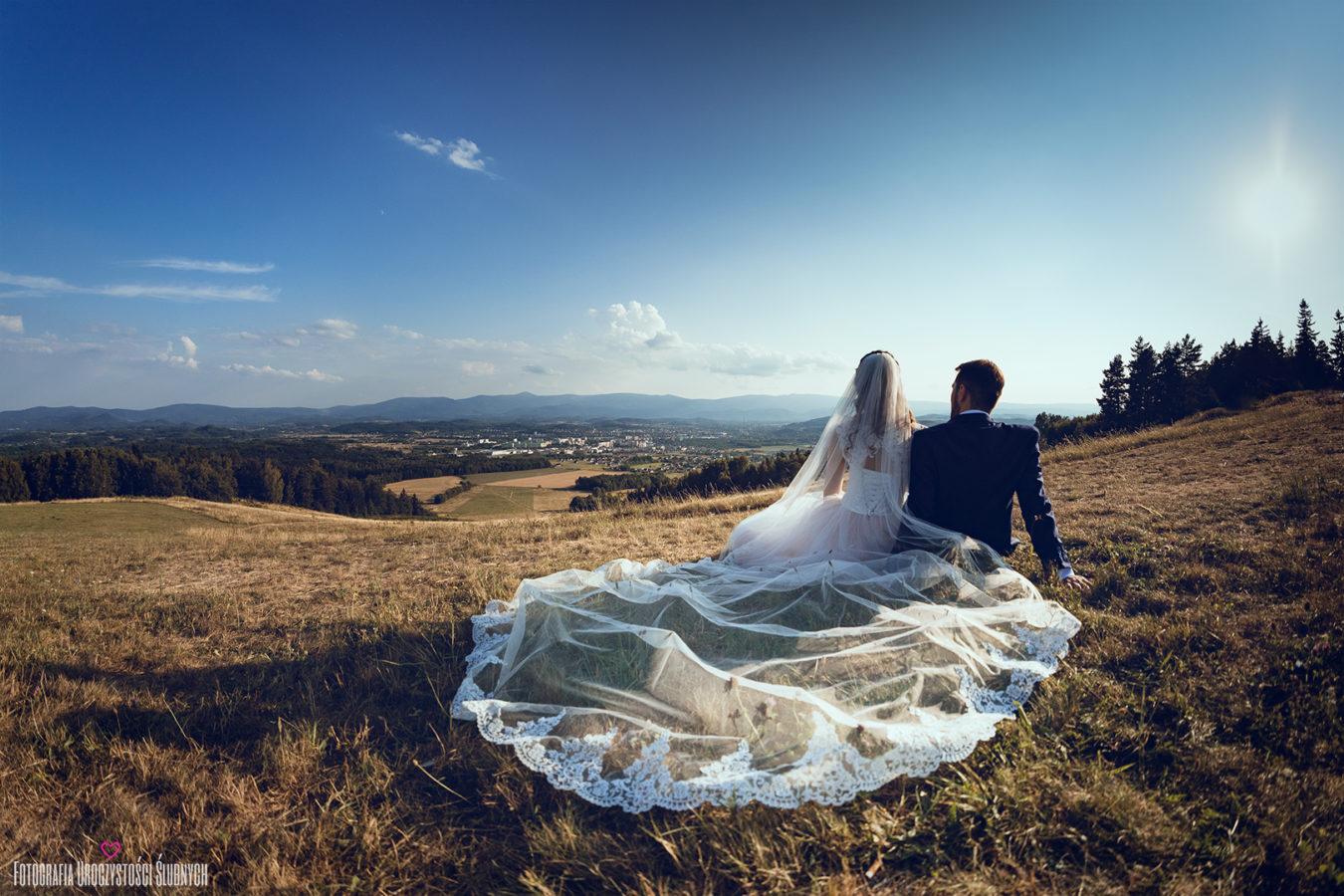 Plener ślubny w Karkonoszach