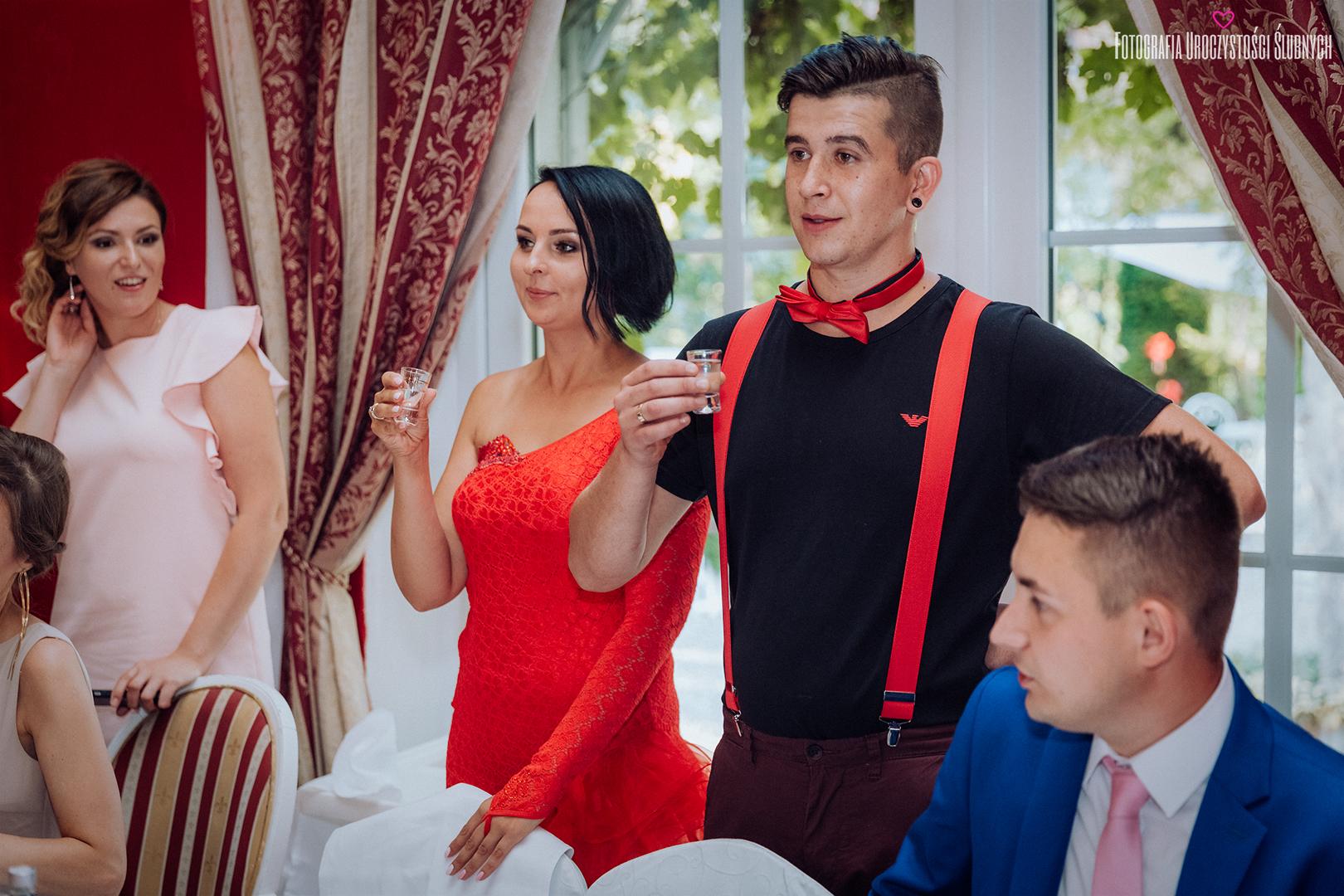 reportaż ślubny Sosnówka