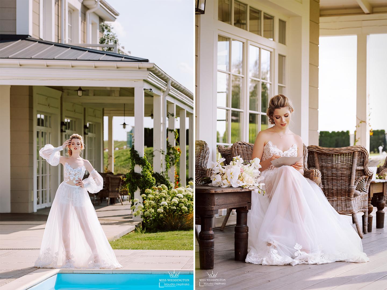 zdjęcia ślubne Miętowe Wzgórza