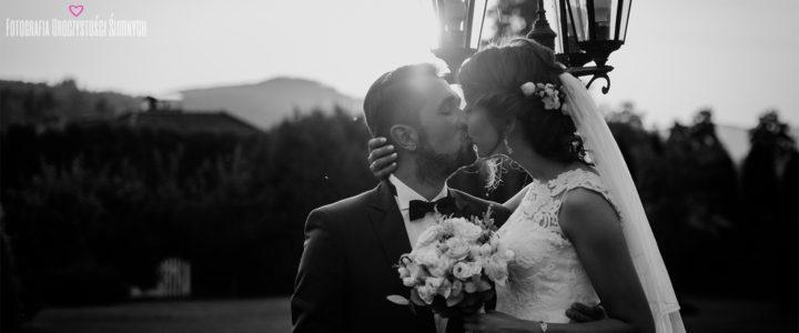 Ślub - Dwór Korona Karkonoszy