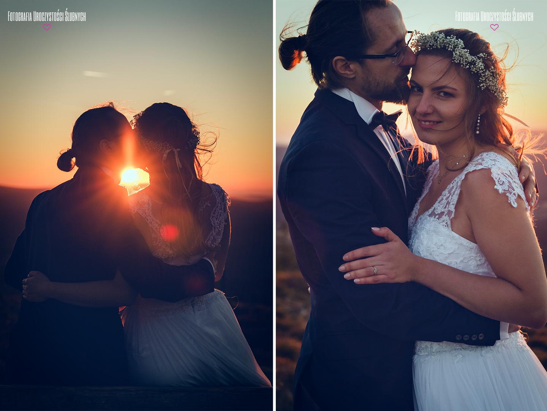 Plener ślubny w Izerach