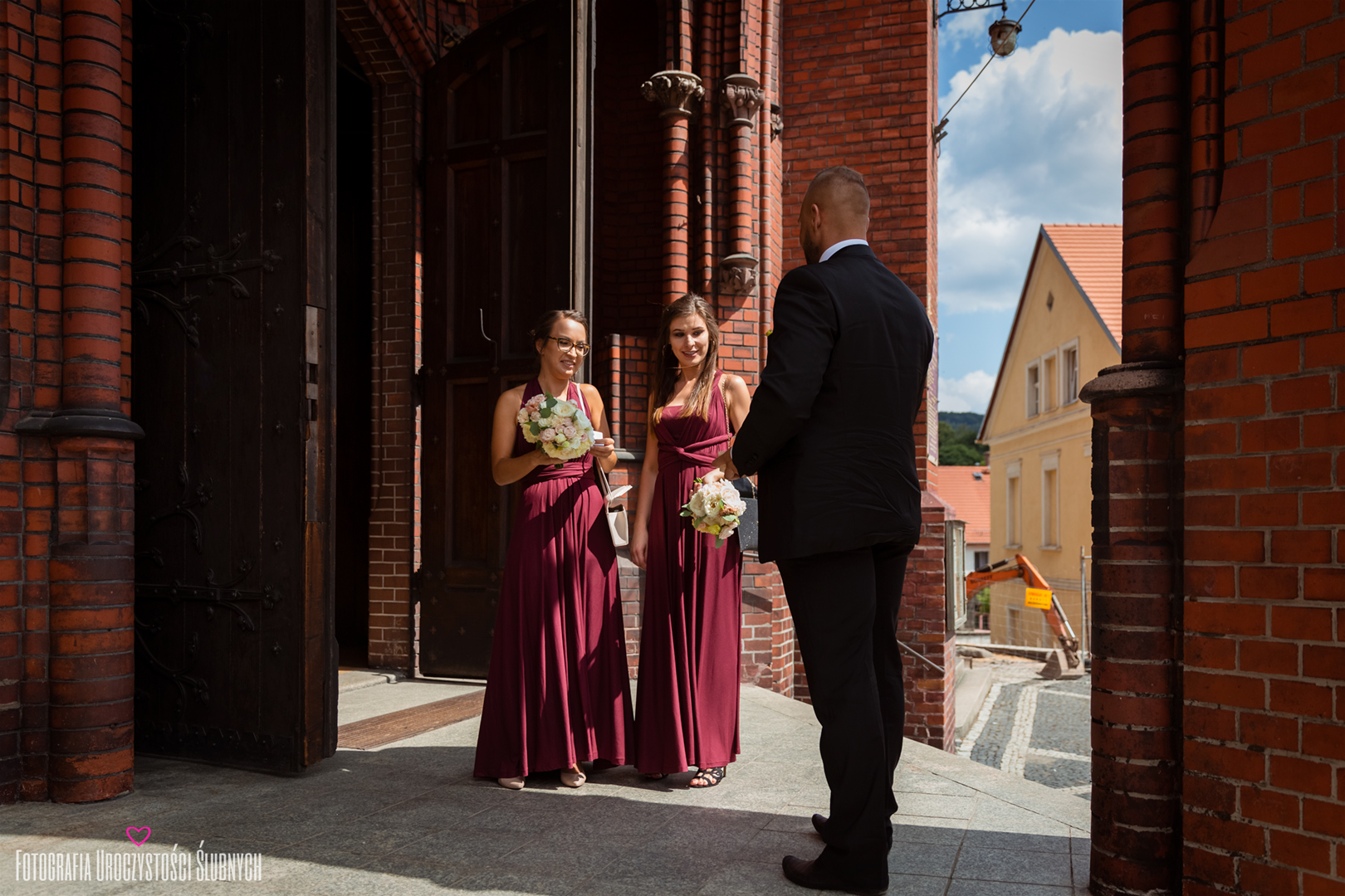 Reportaż ślubny Jelenia Góra